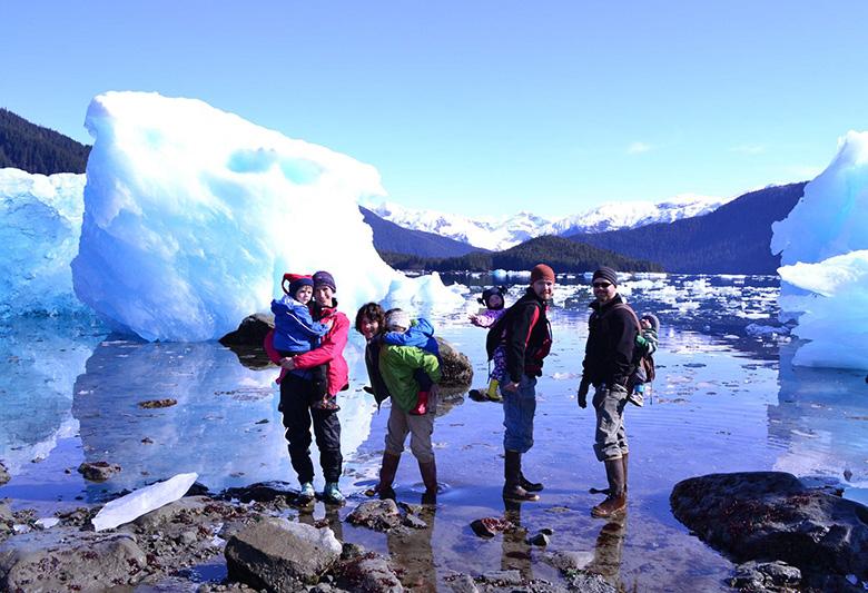 ak glacier tour