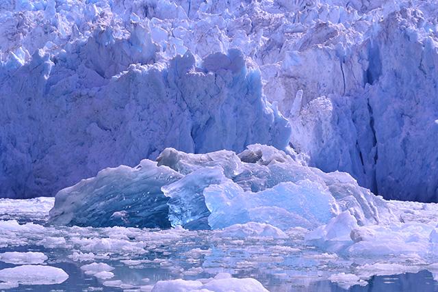 alaska glacier tour
